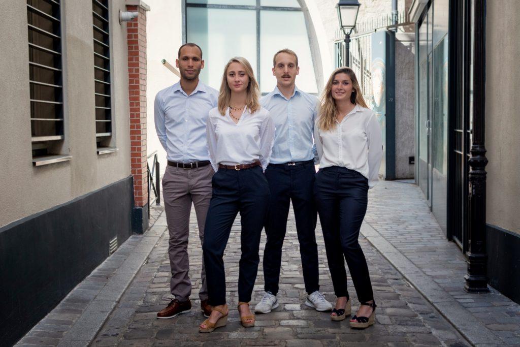 L'équipe ALP Formation à Paris